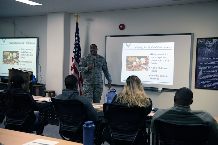 Professional Development Center Sets Up Airmen for Success with Professional Courses