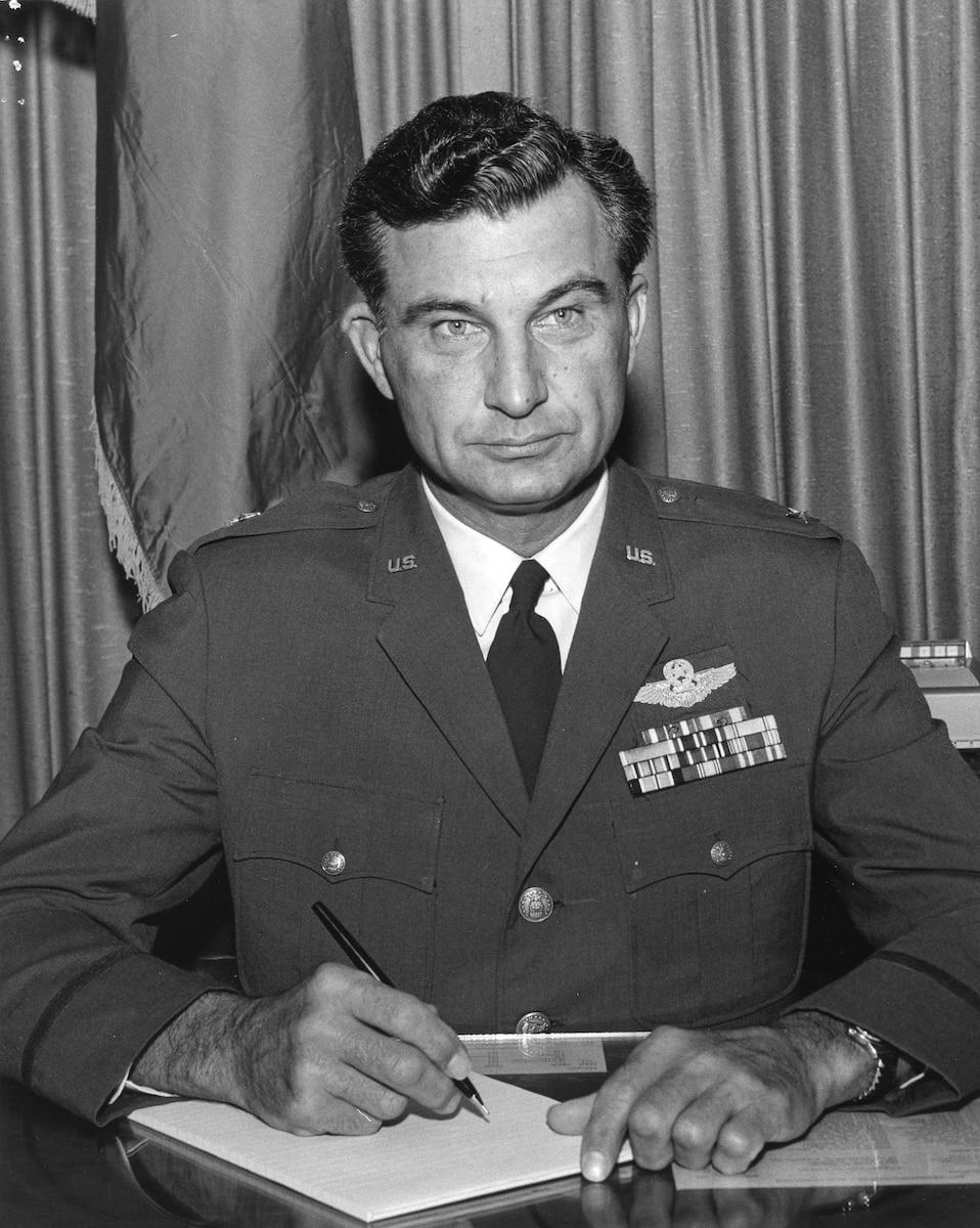 Brig. Gen. Alex W. Talmant
