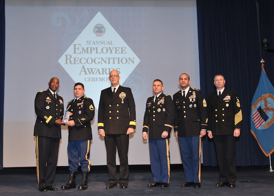 Susquehanna's Guevara named DLA JNCO of the Year
