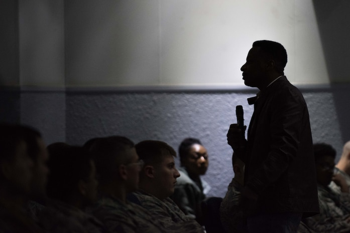 Yokota Hosts Leadership Summit