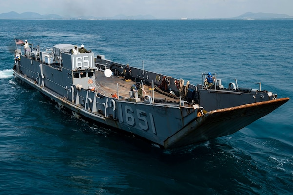 USS Green Bay, 31st MEU Arrive in Thailand for Cobra Gold