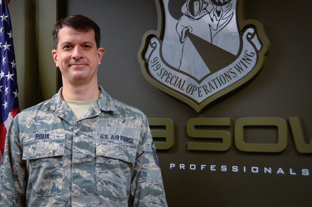 Historian arrives 919th SOW