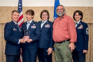 Liberty Wing announces annual award winners