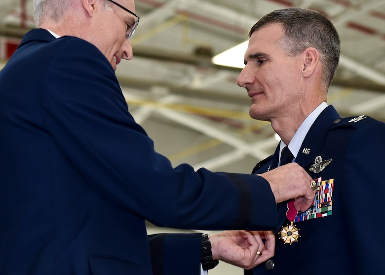 Col. Joseph Janik, Vice Commander of the 910th Airlift Wing since November, 2017, assumed command of the 910th AW during the 910th AW's change of command ceremony on Feb. 9, 2019, at Youngstown Air Reserve Station.