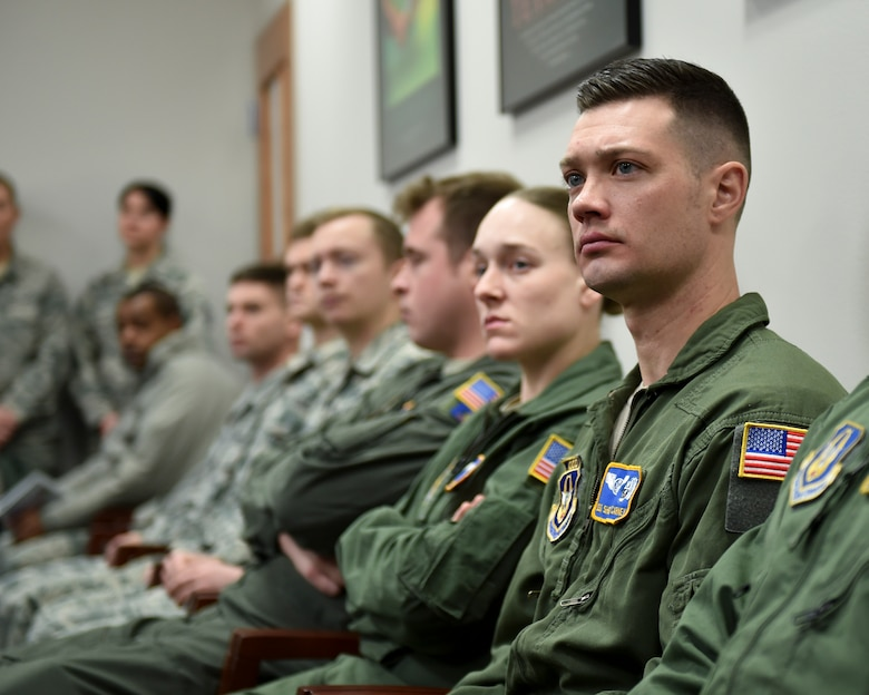 Chief Master Sgt. Imelda B. Johnson, the 22nd Air Force Command Chief Master Sergeant, visited Youngstown Air Reserve Station, February 9th, 2019. During her stay, Johnson met with more than 35 Air Force Reserve non-commissioned officers.