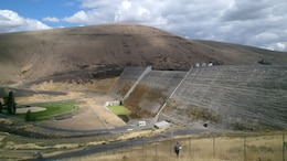 Willow Creek Dam