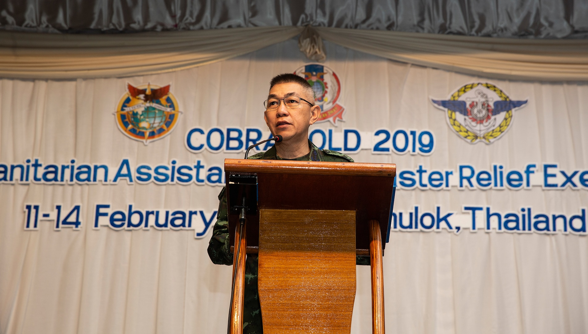 Cobra Gold19: Humanitarian Assistance and Disaster Response Exercise Commenced in Thailand