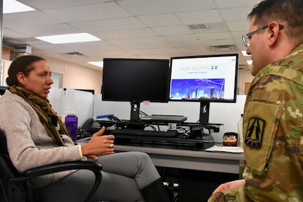 Army Cyber Institute welcomes reserve Soldiers