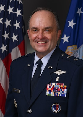 MAJOR GENERAL (DR.) LEE E. PAYNE