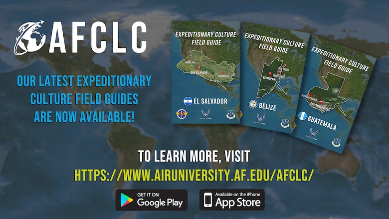 AFCLC adds three South American countries to field guide inventory
