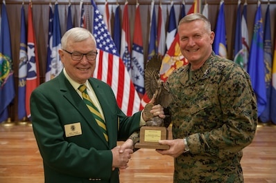 4th MAW Wins 14th James S. Russell Flight Safety Award