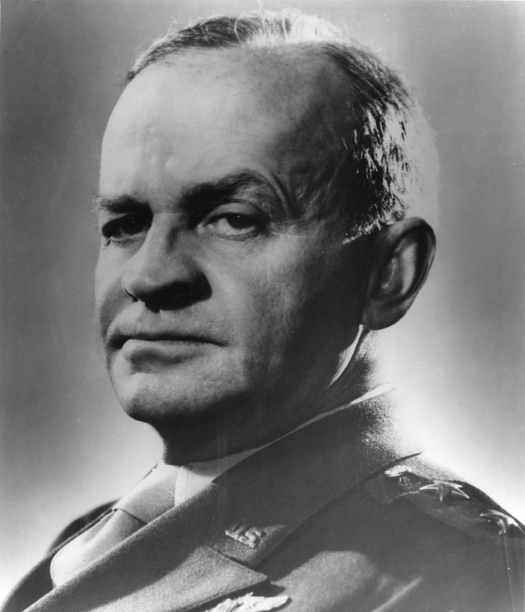 Maj. Gen. Davenport Johnson