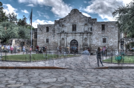 Laura DeLeon, a junior at Cole High School, submitted an image of the Alamo for the themed photo competition at the Journalism Education Association/National Scholastic Press Association National High School Journalism Convention held in November in Chicago. DeLeon was one of only three high school students from across the U.S. who earned the superior rating in the themed photo category.