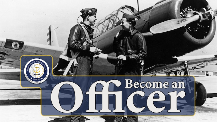 Become an Officer 3