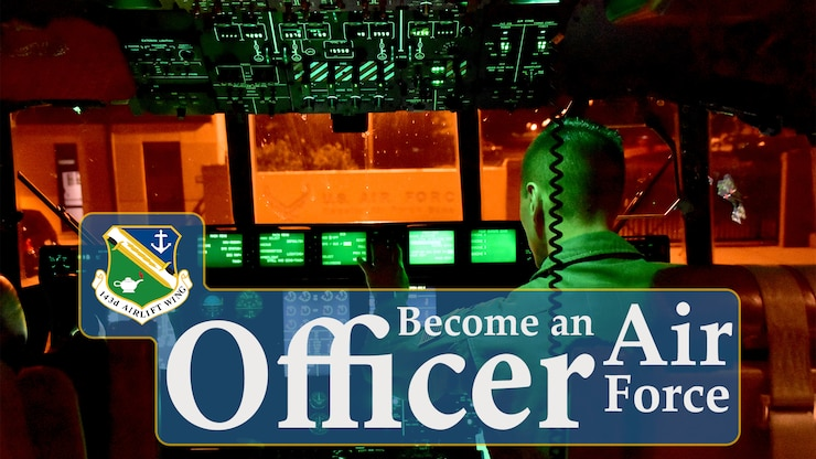 Become an Air Force Officer