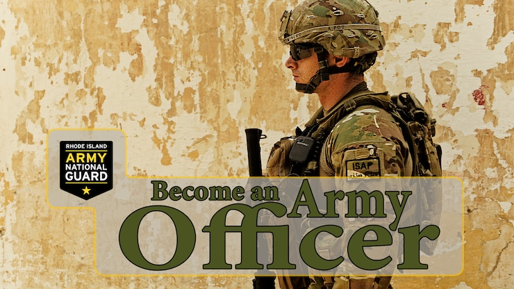 Become an Army Officer 3