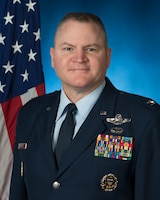 Colonel Christopher D. Ogren is the Vice Commander, Tenth Air Force