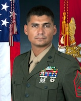 First Sergeant Barrera
