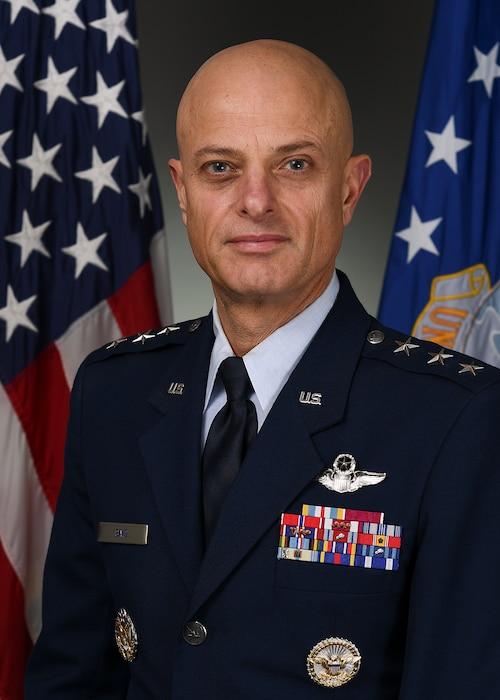 Lt. Gen. Said