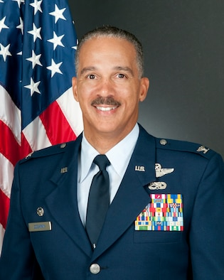 Col. David V. Cochran, 167th Airlift Wing commander