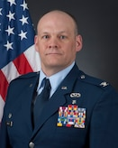 Col. Rodney Neely, 167th Airlift Wing vice commander