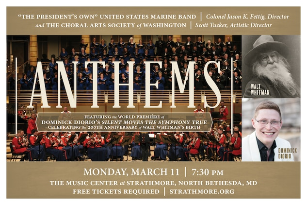 Marine Band: Anthems