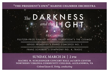 Marine Chamber Orchestra: The Darkness and the Light