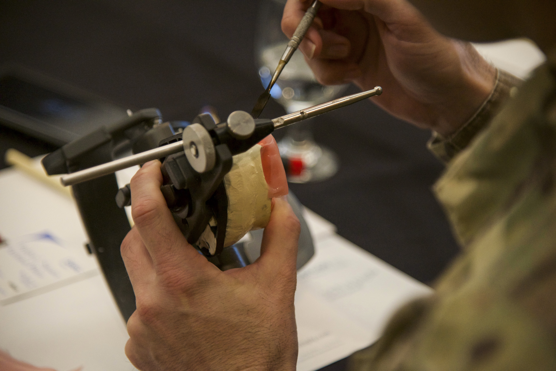 Adl Hosts Dental Symposium Gt Peterson Air Force Base