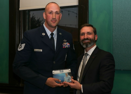 "Abilene recognize Dyess Airman as ""Top 20 under 40"""