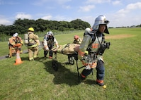 U.S. Army Garrison Japan Fire Department Named Best Large Department in Pacific