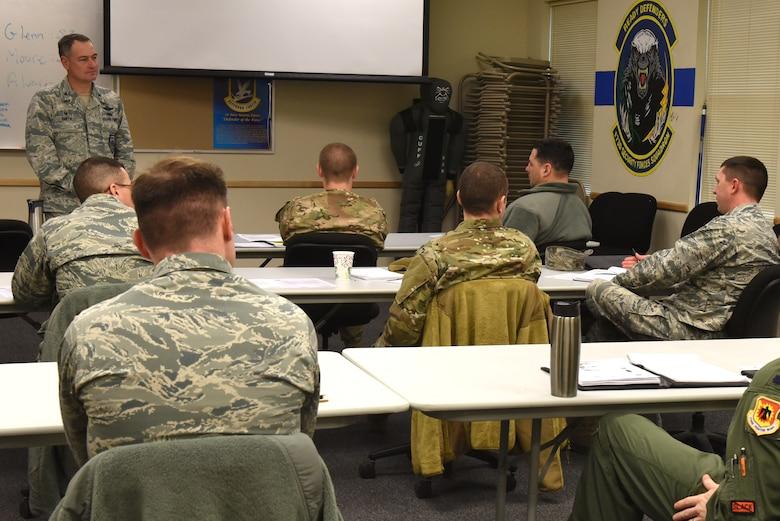 Squadron Commander's Course