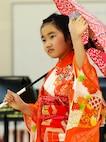 Karyo High School, Shunan City Children's International Performance Group visit MCAS Iwakuni for cultural exchange, performance