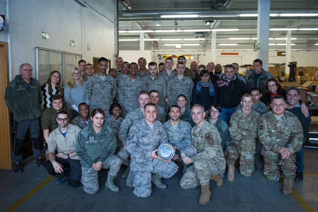 86th LRS receives MAJCOM award
