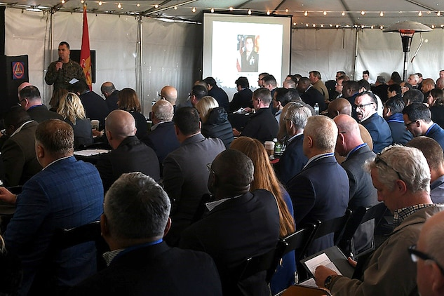 MCTSSA briefs industry leaders during partnership event