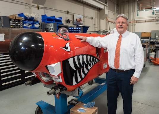 John Hutton, principal technical manager, Littoral and Mine Warfare Systems