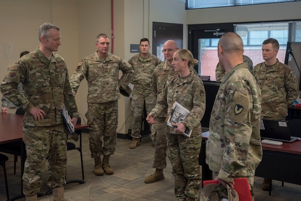 Army, Air Force conducts joint contracting exercise