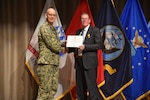 Distribution's Future Plans director honored with Department of Defense Medal for Distinguished Civilian Service
