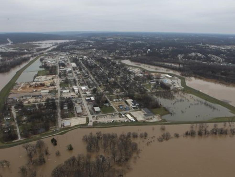 Flood 2015 Valley Park