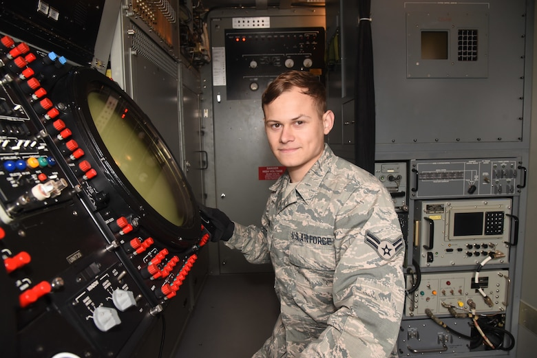 116th Air Control Squadron transitions to new equipment module