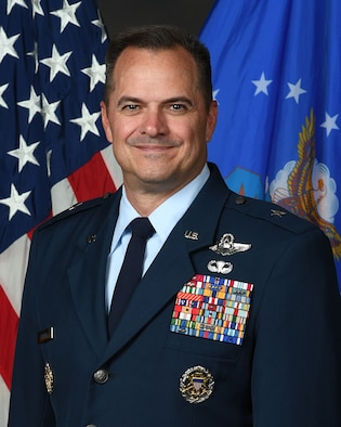 Brig. Gen. Sean Farrell, director of the Air Force Security Assistance and Cooperation Directorate headquartered at Wright-Patterson Air Force Base, Ohio, recently highlighted his vision for the organization during an interview with public affairs.
