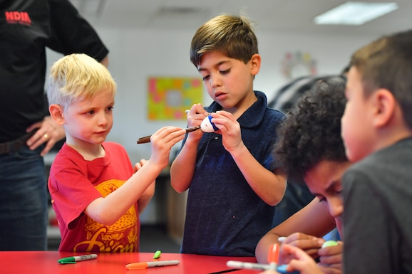 Schriever CDC, NDIA partner bringing STEM curriculum to school-age children