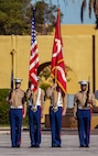 You voted and we listened! Here is this week's Top Shot! WEEKLY TOP SHOT! Marines with Golf Company, 2nd Recruit Training Battalion, march as a company for the last time during their graduation at Marine Corps Recruit Depot San Diego, Feb 8.