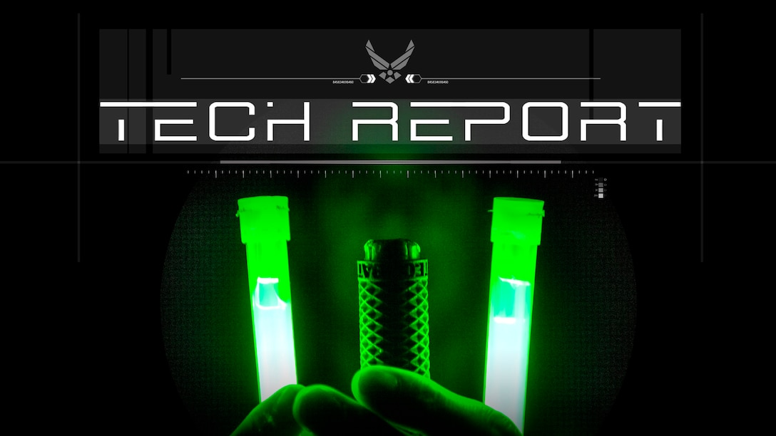 Air Force Tech Report: A chem light replacement