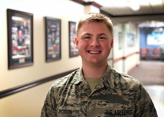 Senior Airman Jason Dickson, 419th Maintenance Squadron