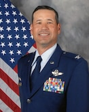 Official military portrait of Col. Keith Ward. (Air National Guard photo by Senior Airman Michael Quiboloy) (Released)