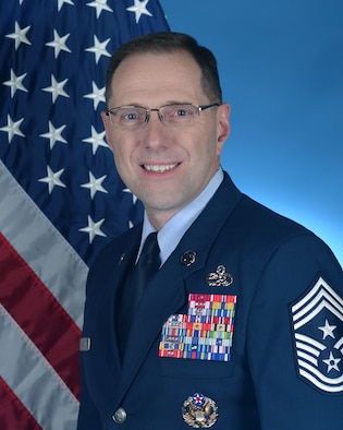 AFMC Command Chief