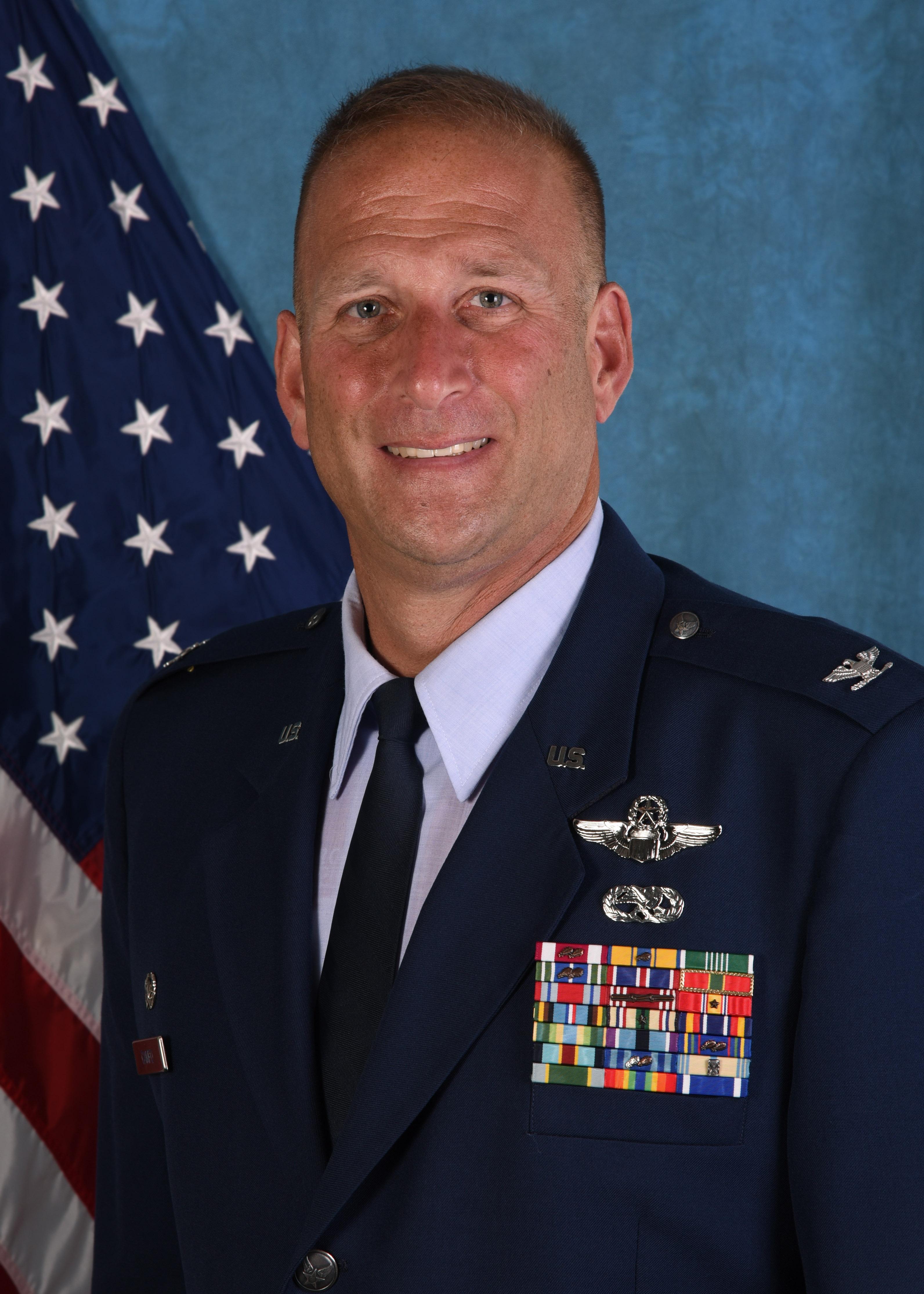Col. John J. Campo