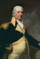 U.S. Army Maj. Gen. Henry Knox portrait by American artist Gilbert Stuart.