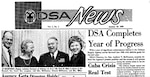 DSA News, renamed DLA News in 1977, was the agency's internal newsletter from 1963 through 1978.