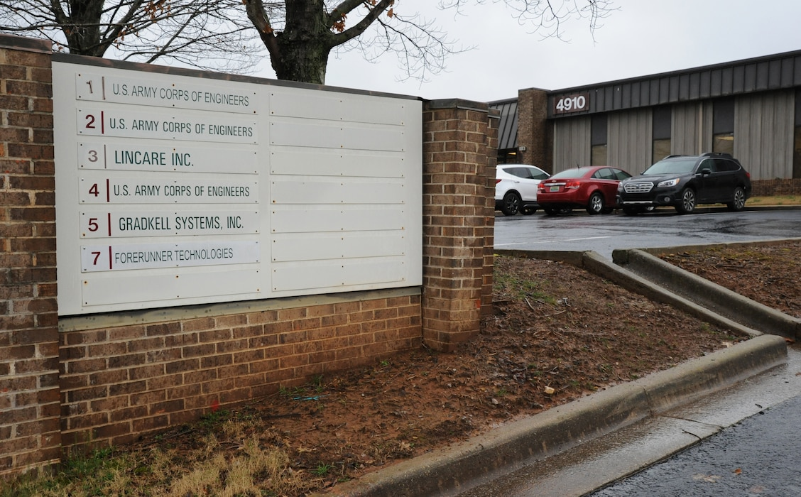 The majority of the U.S. Army Engineering and Support Center, Huntsville's employees are now working from the Center's new location at 475 Quality Circle, in the Thornton Research Park. However, one of the Center's directorates and several other Center divisions and program offices are remaining in office suites geographically detached from the Center.